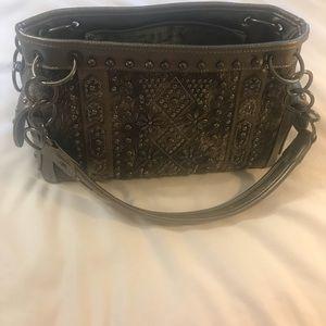 Concealed carry handbag.